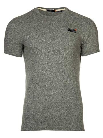 Superdry T-Shirt in Grau