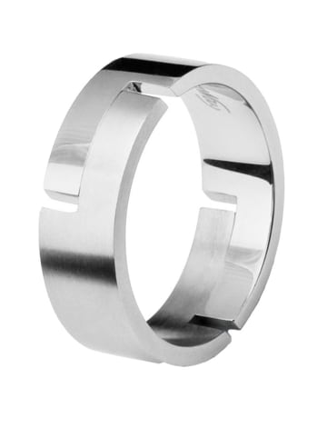 """Brosway Ring """"Class CL31"""" in silber"""
