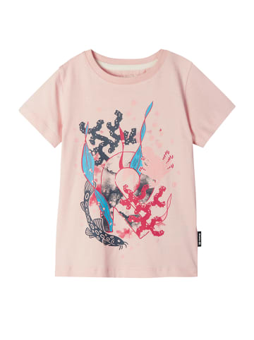 "Reima T-Shirt "" Ajatus "" in Soft pink"