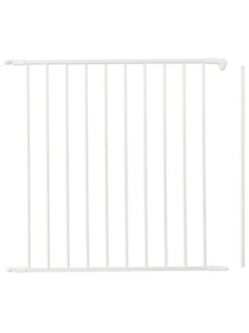Baby Dan Verlängerung für Konfigurationsgitter Flex M/L/XL/XXL, weiß, 72 cm