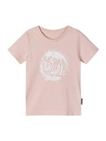 "Reima T-Shirt "" Ajatus "" in Pink"