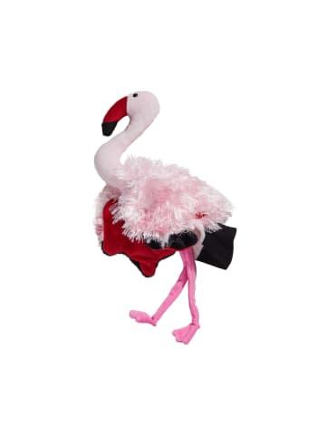 Butlers Handpuppe Flamingo WILD GUYS in rosa