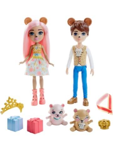 Mattel Enchantimals Bären 2er-Pack
