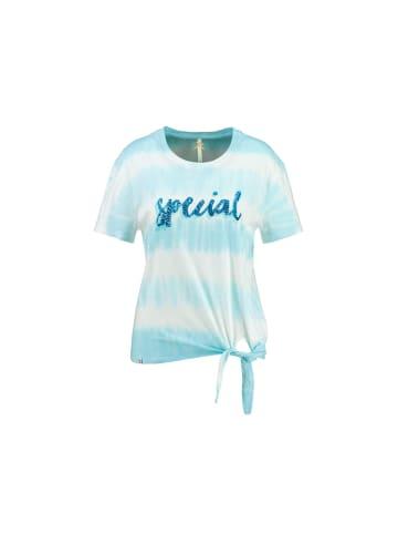 KEY LARGO T-Shirts in blau
