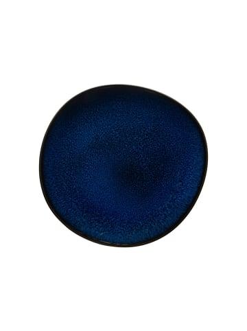 Like. by Villeroy & Boch Frühstücksteller Lave bleu in blau