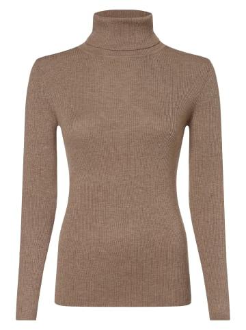 SvB Exquisit Pullover in taupe
