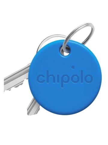 Chipolo Bluetooth Tracker CHIPOLO ONE Blau in blau