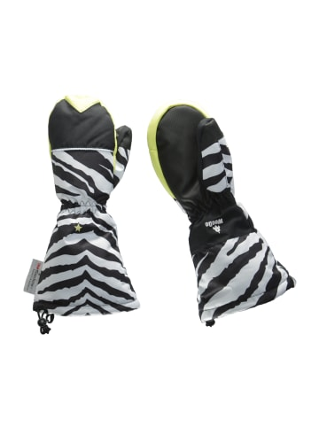 WeeDo Fausthandschuhe ZEEDO Zebra in zebra black | white
