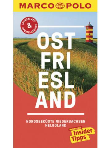 Mairdumont MARCO POLO Reiseführer Ostfriesland, Nordseeküste, Niedersachsen, Helgoland