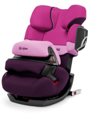 Cybex Auto-Kindersitz Pallas 2-Fix, Silver-Line, Purple Rain