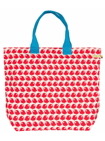 Loud + proud Tasche groß in Tomato