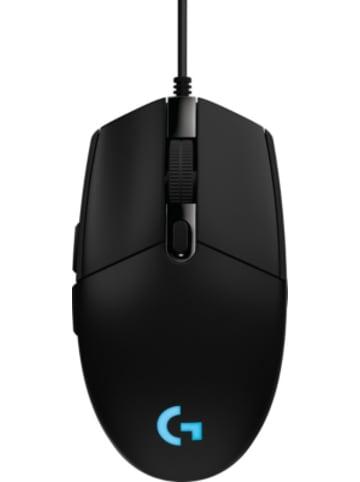 Logitech Kabelgebundene Gaming Maus G 203