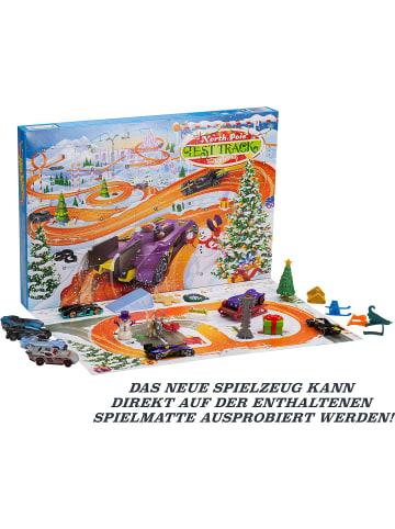 Mattel Hot Wheels Adventskalender - Nordpol Teststrecke