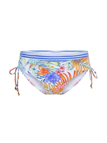 Linga Dore Bikini Short BOSSA in Blumendruck