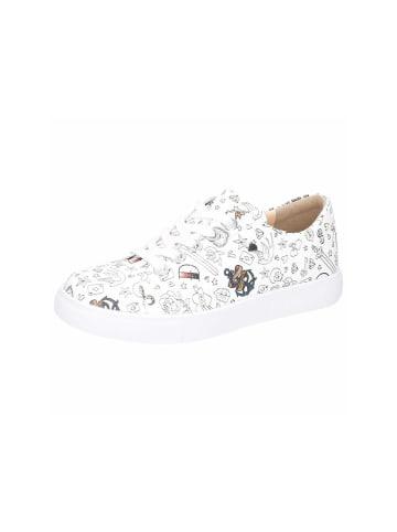 Finn Comfort Sneakers in weiß