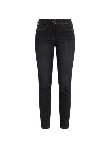 Recover Pants Five-Pocket-Jeans in BLACK-BLACK