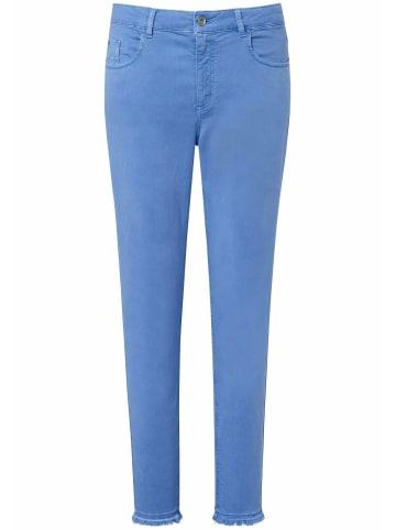 ANNA AURA 7/8-Jeans Jeans in kornblumenblau