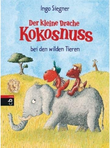 Cbj Verlag Der kleine Drache Kokosnuss bei den wilden Tieren