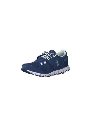 On Sneakers in blau