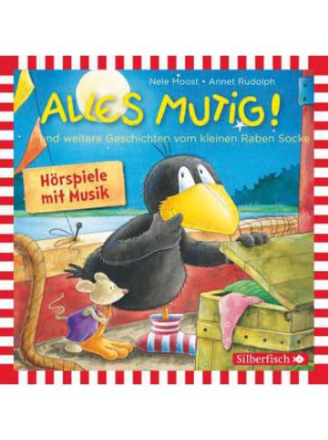 Rabe Socke Kleiner Rabe Socke: Alles mutig!, 1 Audio-CD