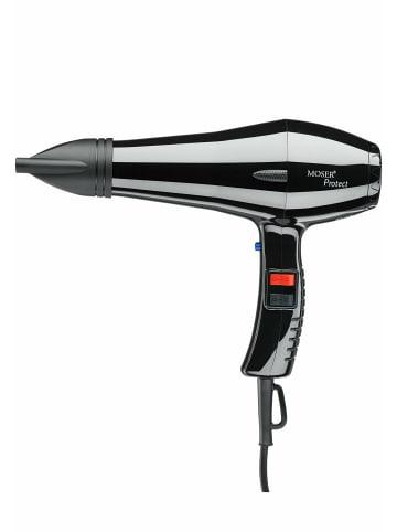 Moser Haartrockner/Föhn Hair dryer PROTECT Moser black in schwarz