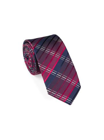 UNA Germany Krawatten in rot