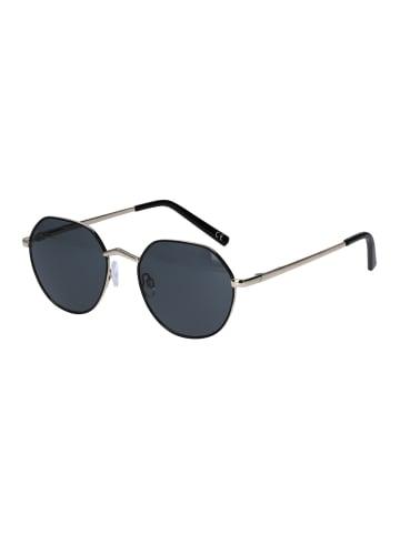 Six Sonnenbrille mit ovalen Gläsern in BLACK
