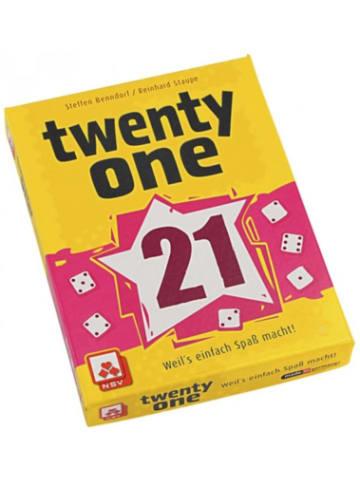 Nürnberger Spielkarten Twenty One - Würfelspiel