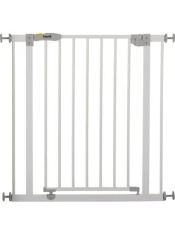 Hauck Türschutzgitter Open'n Stop Safety Gate, weiß, 74 - 81,5 cm