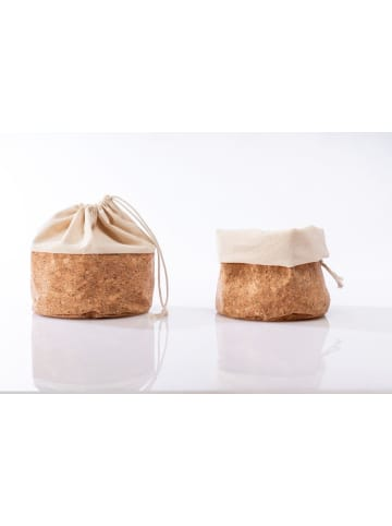 NUTS Brotsack - Früchtekorb M mit Kordel