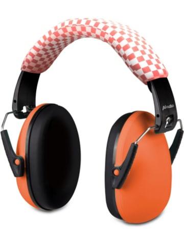 Alecto BV-71OE - Gehörschutz für Kinder, orange/schwarz