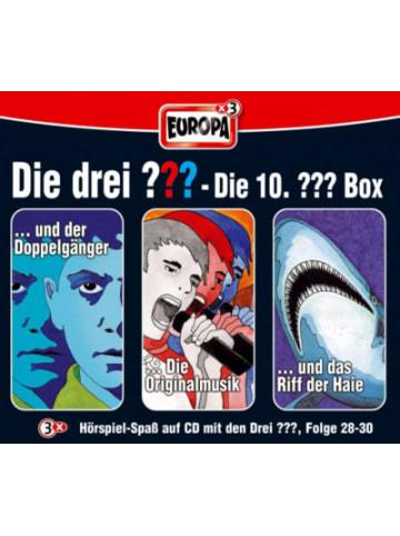 Sony CD Die drei ??? - Box (28 - 30)