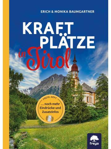 Freya Kraftplätze in Tirol