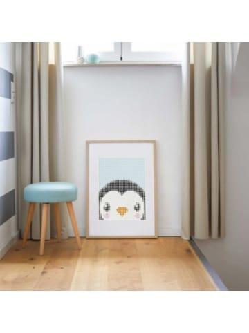 Dot on  art kids - pinguin, 30 x 40 cm