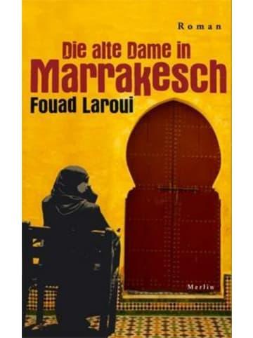 Merlin Die alte Dame in Marrakesch