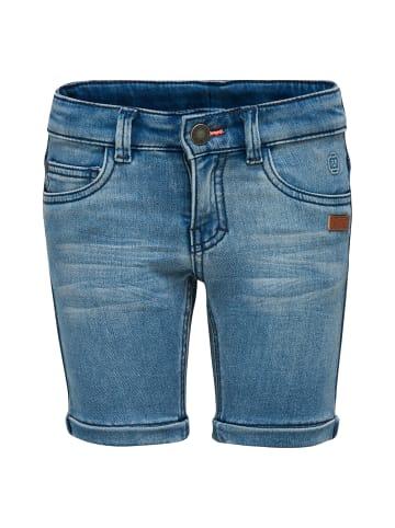 Legowear Jeansshorts PIPER 308 in Light Denim