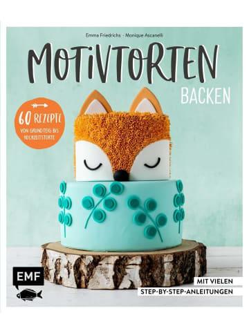 EMF Edition Michael Fischer Motivtorten backen | Mit 60 Rezepten von Grundteig bis Torten für Geburtstag,...