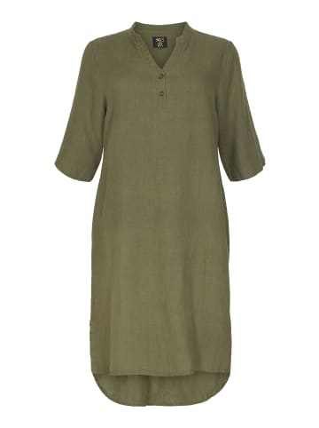 NO.1 by OX Shirtkleid Miriam in olive green