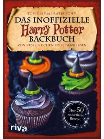 Riva Das inoffizielle Harry-Potter-Backbuch