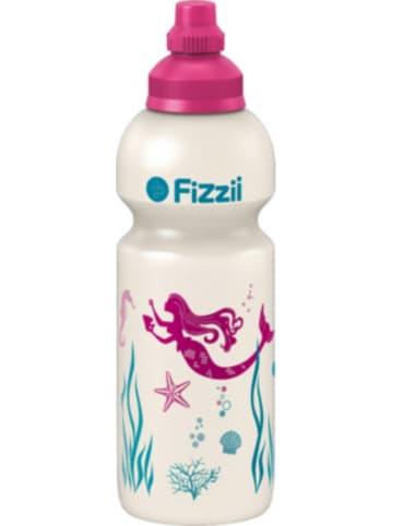 Fizzii Trinkflasche Meerjungfrau, 600 ml