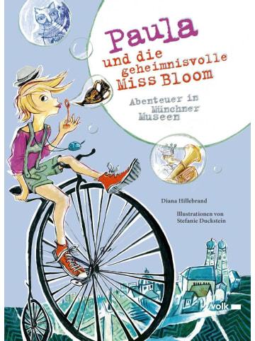 Volk München Paula und die geheimnisvolle Miss Bloom   Abenteuer in Münchner Museen