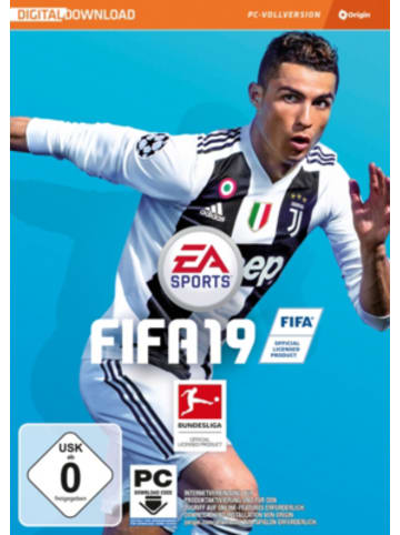 Electronic Arts PC Fifa 19 (CIAB)