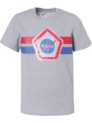 Nasa NASA T-Shirt mit Wendepailletten