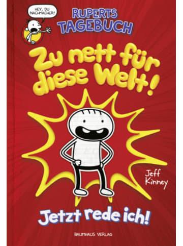 Baumhaus Verlag Ruperts Tagebuch - Zu nett für diese Welt!
