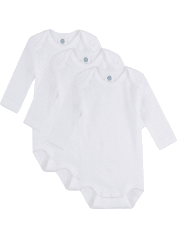 Sanetta Body 3er Pack, Organic Cotton
