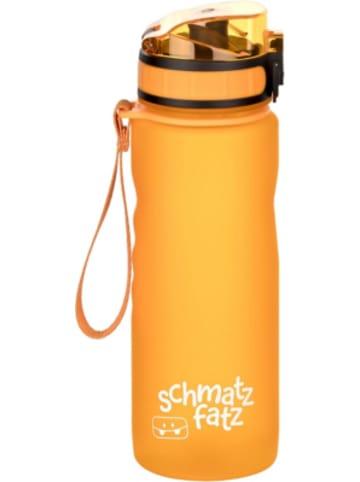 Schmatzfatz Tritan-Trinkflasche 500 ml, orange