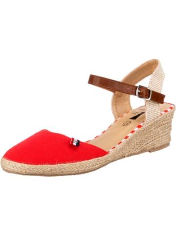 Inselhauptstadt Classic Sandalette mit Keilabsatz
