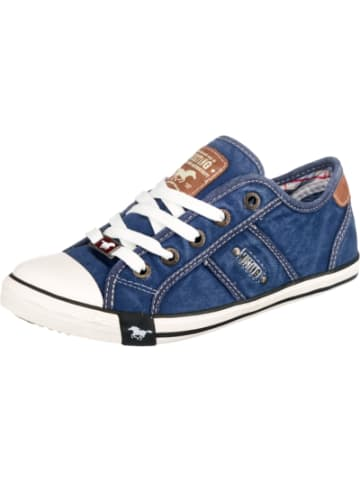 Mustang Sneakers Low , Patches