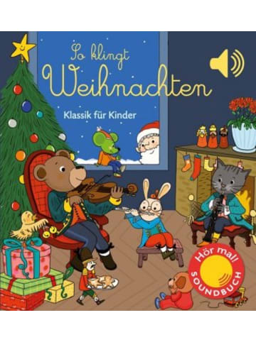 Ullmann Publishing So klingt Weihnachten, m. Soundeffekten