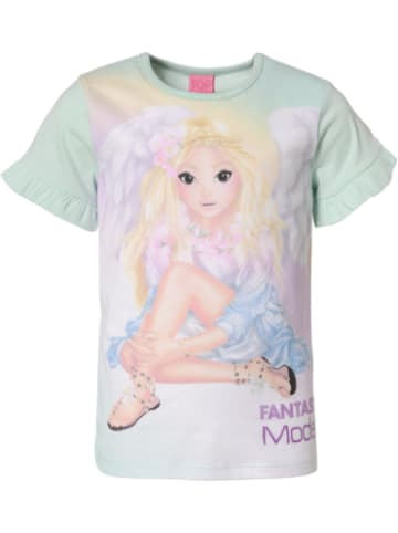 Topmodel Top Model T-Shirt mit Volants